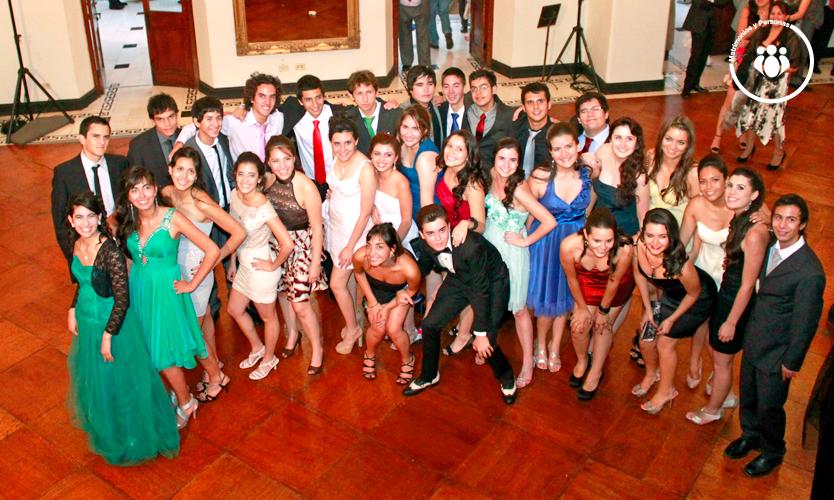 Graduación Colegio Pedro de Valdivia – Castillo Hidalgo