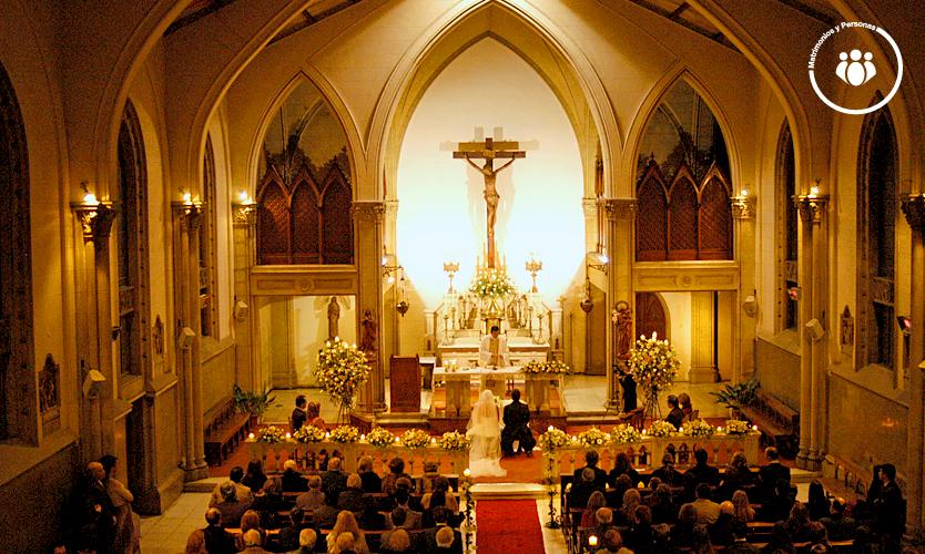 Matrimonio Catolico