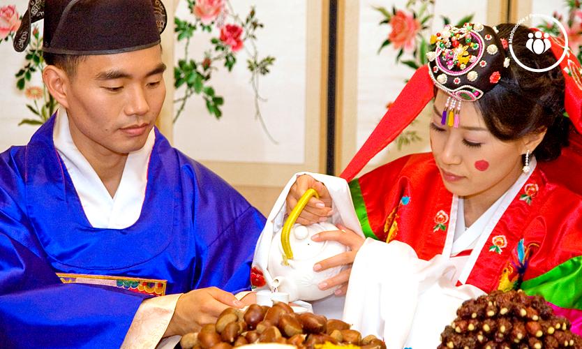 Matrimonio Coreano -Hotel Crowne Plaza
